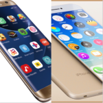 Samsung galaxy s7 edge vs iPhone 7s plus
