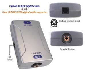coax konektor